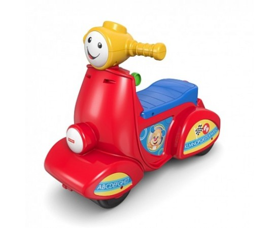 FISHER PRICE ΕΚΠΑΙΔΕΥΤΙΚΟ SCOOTER SMART STAGES (DHN78)